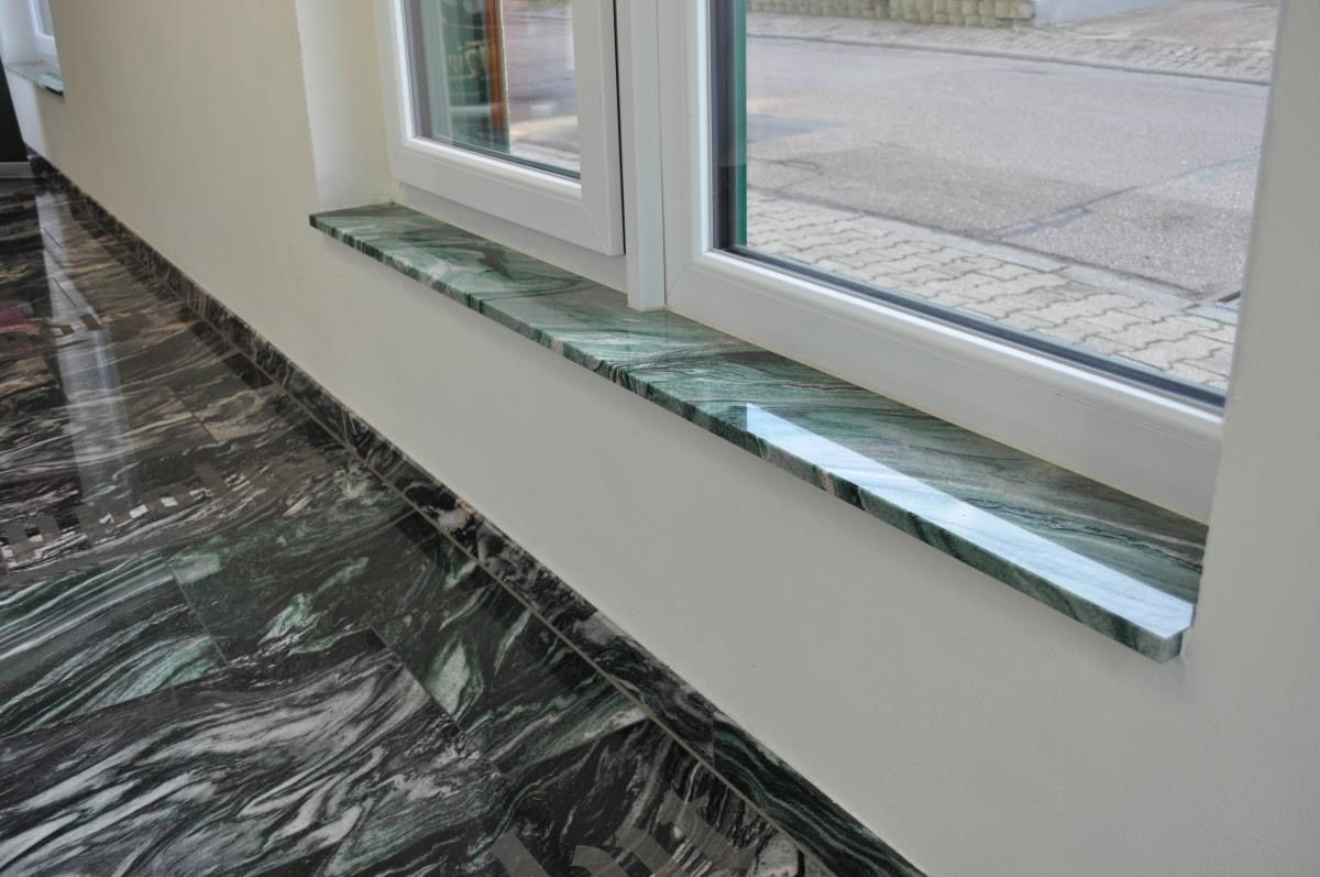 Fensterbänke - Leistungen - Meisner Naturstein